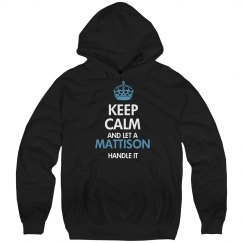 MATTISON HANDLE IT -adult