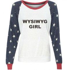 WYSIWYG Girl