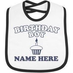 Birthday Boy Name Here