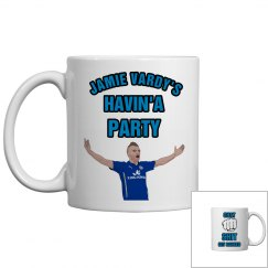 Jamie Vardy's Havin'A Party