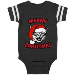 Baby's 1st Meowy Christmas