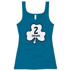 2 Drunk St Patrick's Girls