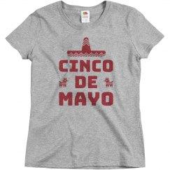 Cinco De Mayo Holiday Shirt