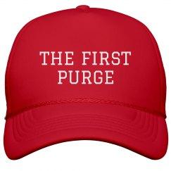 America's First Purge Hat