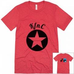 KfnC Star t-shirt