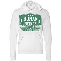Human Beings Time Hoodie