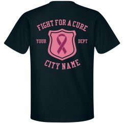Police Fight For A Cure