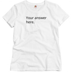 Custom Shirts Against Humanity