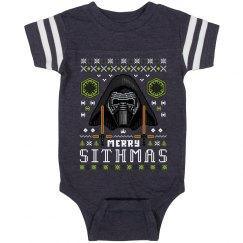 Merry Sithmas Christmas Baby