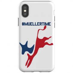 #MUELLERTIME IPhone X case