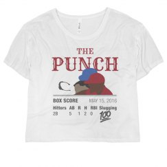 The Punch - Crop Top
