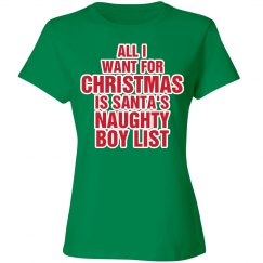 All I Want For Xmas Is...