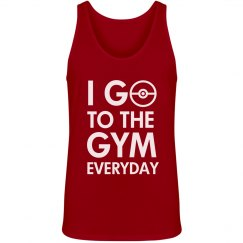 I Go To The Gym Everyday