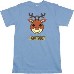 Cute Christmas Reindeer Shirt