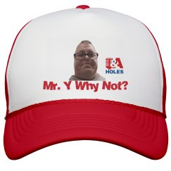 Mr Y Why Not ? Hat