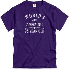 Amazing 95 year old