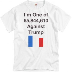 I'm One of 65,844,610 Against Trump