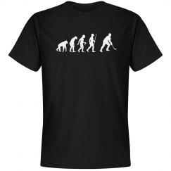 Evolution of Man - Hockey