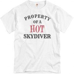 Hot Skydiver