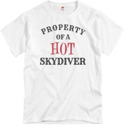 Hot Skydiver