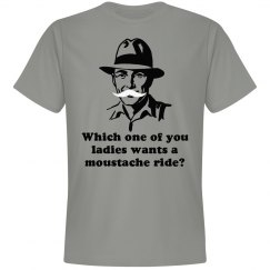 Moustache Ride