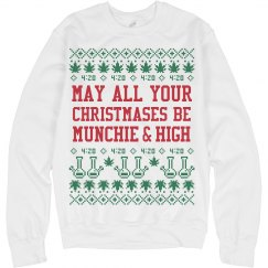 May You Be Munchie & High This Xmas