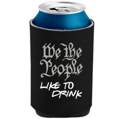 We The Pple Like To Drink