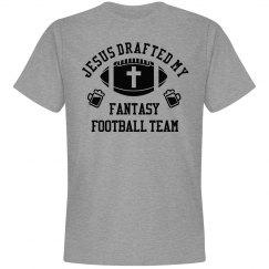 Jesus Drafted Fantasy Football