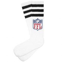 Fantasy Football Logo Socks