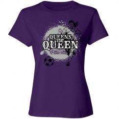 Queens Stay Queen (Soccer)