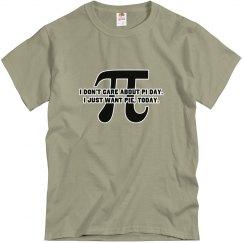 Pi Day Pie Day