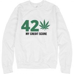 My Dope Credit Score