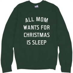 All Mom Wants For Christmas