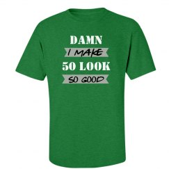 50th Birthday Tshirt