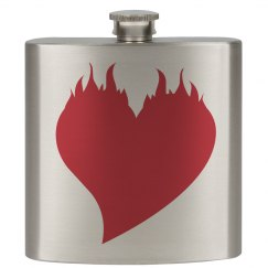 Burns the Heart
