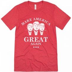 Make America Great Again Shirt