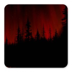 Red Woods Magnet