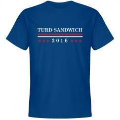 Blue Turd Sandwich 2016