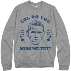 Do You Miss Obama Yet?