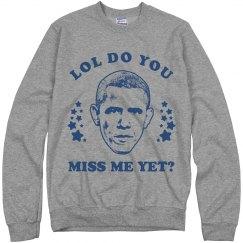 Do You Miss Obama Yet?