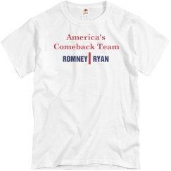 Comeback Team 2012