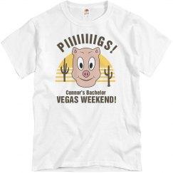 Bachelor Vegas Weekend