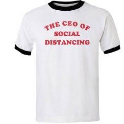 CEO of Social Distancing