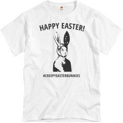 Creepy Easter Bunnies