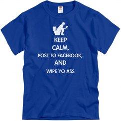Keep Calm-Facebook