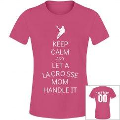 Lacrosse Moms Handle It