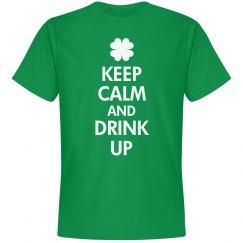 Keep Calm & Drink Up