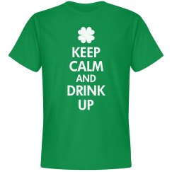 Keep Calm & Drink Up