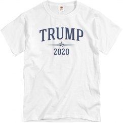 Trump 2020 Election Campaign Shirt