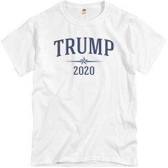 Trump 2020 Election Campaign Shirt